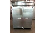Lot: 101 - Continental Double Door Freezer