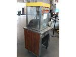Lot: 122 - Popcorn Machine on Wheels