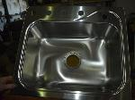 Lot: 67.ERR - 25x22 Sterling Stainless Sink