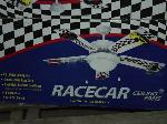 Lot: 86.ERR - 42-in Racecar Ceiling Fan