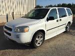 Lot: 02-17465 - 2007 Chevy Uplander ADA Van