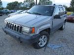 Lot: 215 - 1997 JEEP GRAND CHEROKEE SUV - KEY