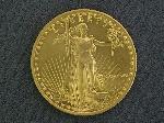 Lot: 1070 - 1986 $25 1/2 OZ GOLD EAGLE
