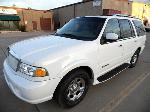 Lot: A4956 - 2001 Lincoln Navigator - Runs