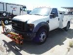 Lot: 16107 - 2008 FORD F450 UTILITY TRUCK
