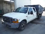 Lot: 16116 - 2000 FORD F350 UTILITY TRUCK