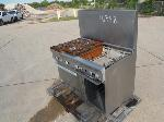 Lot: 16348 - LARGE GRILL