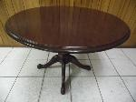 Lot: A5045 - Cherry Wood Round Table