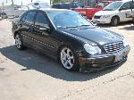 Lot: B608179 - 2007 Mercedes C230