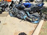 Lot: 152380 - 2004 HONDA 600 MOTORCYCLE