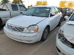 Lot: 161748 - 2007 FORD FIVE HUNDRED