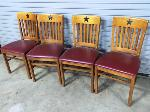 Lot: 02-17661 - (4) Chairs