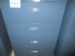Lot: 40.PASADENA - (5) Lateral File Cabinets