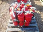 Lot: 05.SEALY - (10) Large Fire Extinquishers