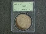 Lot: 1217 - 1881-CC MORGAN DOLLAR - PCGS MS 64
