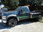 Lot: 1 - 2008 FORD F450 TOW TRUCK