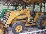 Lot: 64.SANFELIPE - 1987 Case Tractor w/ Front End Loader