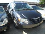 Lot: 8.PLANO - 2007 CHRYSLER TOWN AND COUNTRY VAN