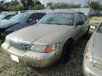 Lot: 1128-25 - 2000 MERCURY GRAND MARQUIS