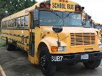 Lot: 06 - 1995 International Thompson School Bus