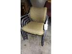 Lot: 02-17786 - (4) Stacking chairs