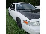Lot: 13.CLEANAIR - 2008 FORD CROWN VICTORIA