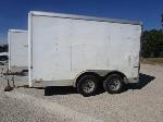 Lot: 48.GENERAL -  WELLS FARGO  TRAILER