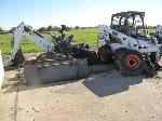 Lot: 91-EQUIP#009032 - 2000 BOBCAT 863 SKID STEER LOADER