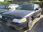Lot: 122-EQUIP#015025 - 2001 FORD CROWN VICTORIA POLICE INTER - CNG