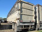 Lot: 129-EQUIP#017005 - 2001 STECO AH0550100 TRANSFER TRAILER