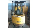 Lot: 227 - Yale Electric Forklift