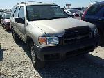 Lot: A5176 - 1999 Nissan Pathfinder 4x4 SUV - Runs