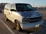 Lot: ESSM-01.COLLEGESTATION - 1997 Chevrolet Astro Van -  Runs