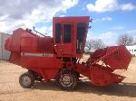 Lot: FSVS-01.SOMERVILLE - Massey-Fergusen Plot Combine