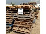 Lot: 10634 - (280) Used Pallets