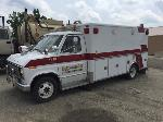 Lot: 12.CHANNAHON - 1981 Ford Ambulance - Runs