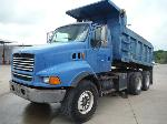 Lot: 16103 - 1997 FORD LT9513 DUMP TRUCK