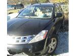 Lot: 126.DENTON - 2005 NISSAN MURANO SUV