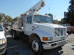 Lot: 156.TYLER - 2001 INTERNATL/VERSALIFT AERIAL TRUCK