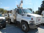 Lot: 158.TYLER - 2004 GMC/ALTEC AERIAL TRUCK
