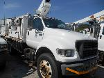 Lot: 159.TYLER - 2003 FORD/ALTEC AERIAL TRUCK