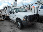 Lot: 160.TYLER - 2003 FORD/ALTEC AERIAL TRUCK