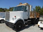 Lot: 164.TYLER - 1991 WHITE GMC L10-300 DUMP TRUCK