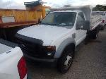 Lot: 172.AUSTIN - 2008 FORD F450SD TRUCK