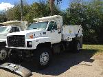 Lot: 191.PHARR - 1998 GMC C7H042 DUMP TRUCK