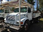 Lot: 192.PHARR - 2001 INTERNATL/TELELECT AERIAL TRUCK