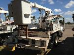 Lot: 193.PHARR - 2001 INTERNATL/TELELECT AERIAL TRUCK