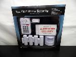 Lot: A5296 - Factory Sealed Mitaki Alert Home Security Set