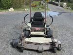 Lot: 6.BLANCO - 2007 Grasshopper 721D Riding Mower