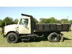 Lot: 25.GOLIAD - 1990 International Dump Truck